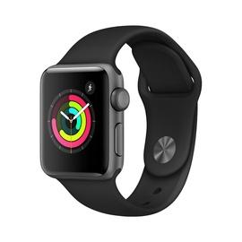 Išmanusis laikrodis Apple Watch 3 Space grey 38mm