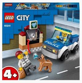 Конструктор LEGO City Полицейский отряд 60241, 67 шт.