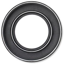 Mondex Solange Mirror Silver 39.4cm