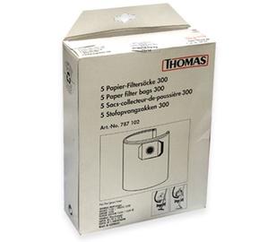 Popieriniai dulkių siurblio filtrai Thomas 300
