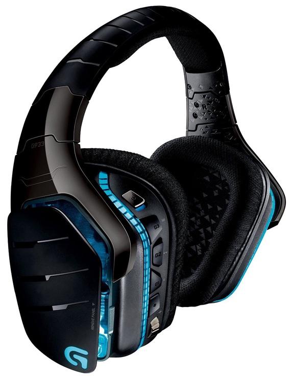 Ausinės Logitech G933 Artemis Spectrum Wireless Gaming Headset