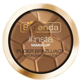 Bronzējošs pulveris Bielenda Insta-Make-Up Highlight & Contour 03, 10 g