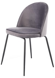 Halmar Chair K314 Dark Grey
