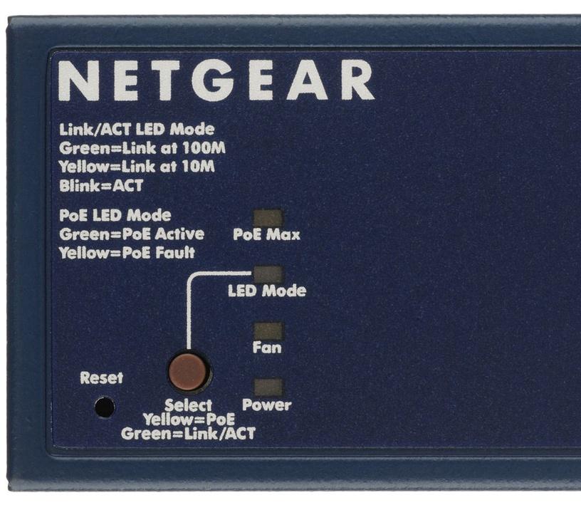 NETGEAR ProSafe FS728TP-100EUS 28-port