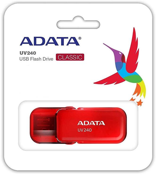 Adata UV240 16GB USB 2.0 Red