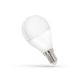 LED lempa Spectrum P45, 8W, E14, 4000K, 650lm