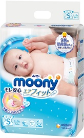 Moony Diapers Airfit S 84