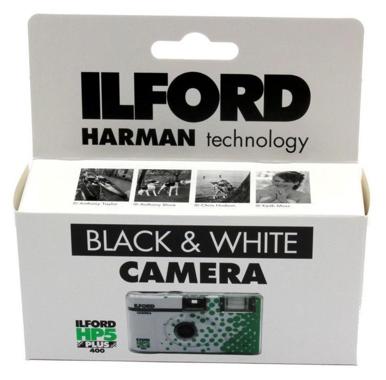 Аксессуар Ilford B&W Disposable Camera HP5 Plus