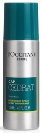 L´Occitane Cap Cedrat Deodarant Spray 130ml