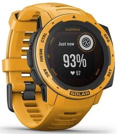 Умные часы Garmin Instinct Solar, желтый