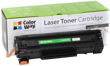Lazerinio spausdintuvo kasetė ColorWay CW-H435/436EU Black