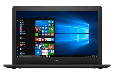 Dell Inspiron 5575 Black 5575-4886