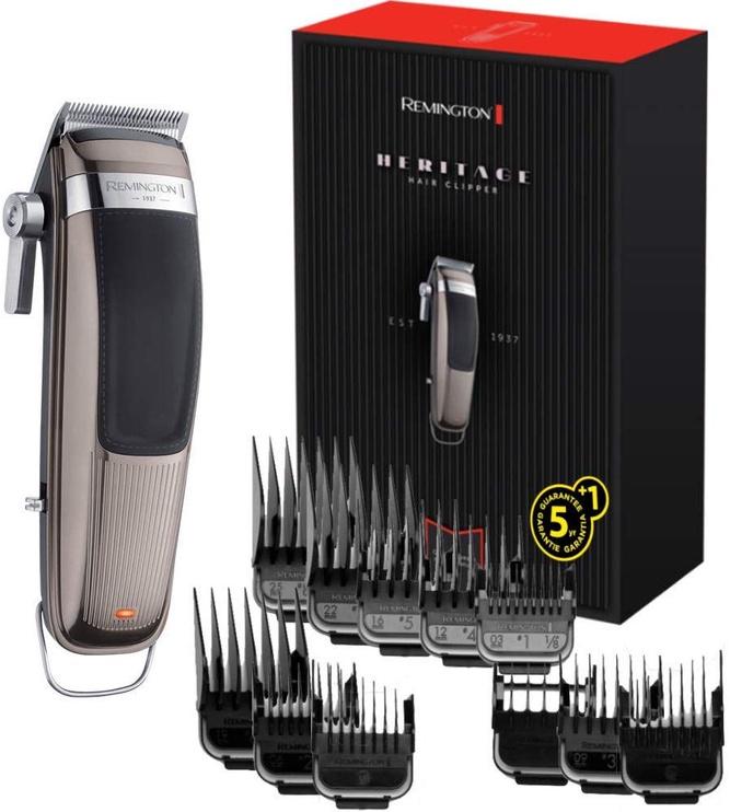 Машинка для стрижки волос Remington Heritage HC9100