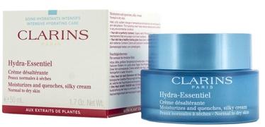 Näokreem Clarins Hydra Essentiel Silky Cream, 50 ml