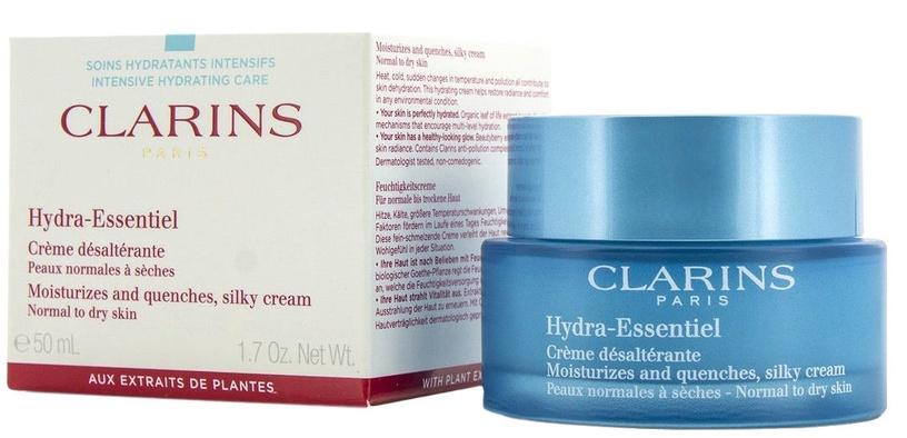 Clarins Hydra Essentiel Silky Cream 50ml