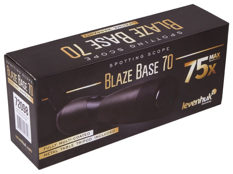 Jälgimismonokkel Levenhuk Blaze BASE 70 Spotting Scope