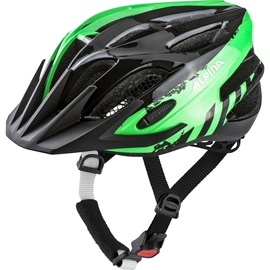 Alpina Sports FB JR. 2.0 Helmet 50-55 Black/Green