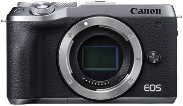 Canon EOS M6 Mark II Body Silver