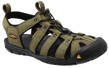 Keen Clearwater CNX Men Burnt Olive/Black 44