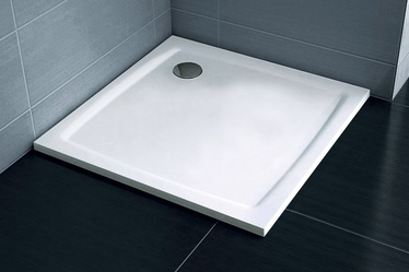 Ravak Perseus Pro Flat Shower Tray White