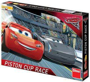 Dino Piston Cup Race Board Game 623668