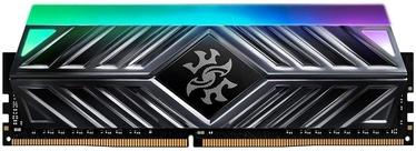 Adata XPG Spectrix D41 8GB 3000MHz CL16 DDR4 Titanium Gray AX4U300038G16-ST41