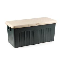 Multifunkcinė sodo dėžė su ratukais Pandora, 265 l