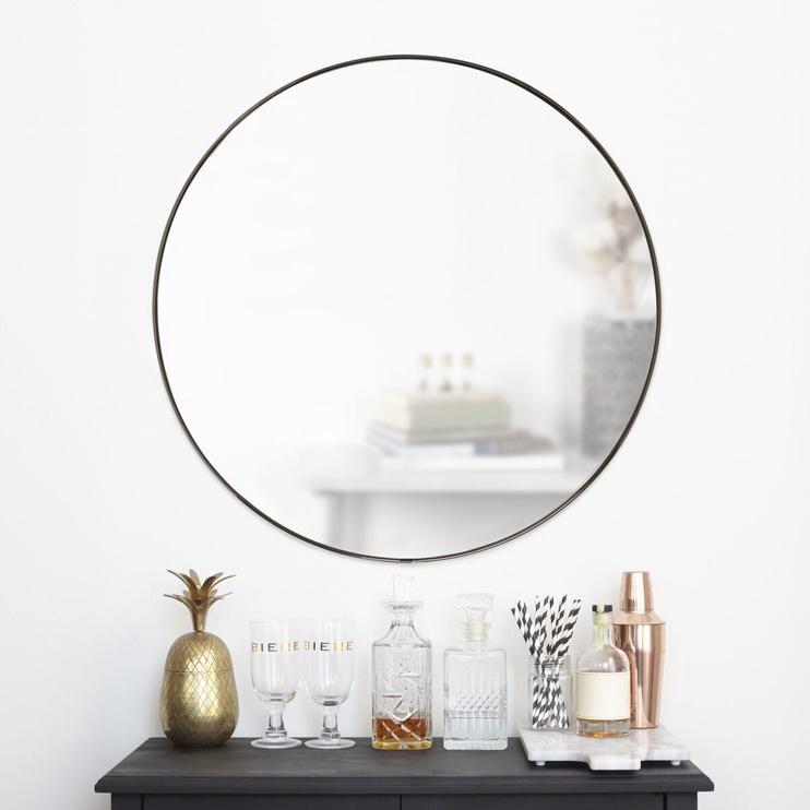Peegel Umbra Hubba, riputatav, 86x86 cm