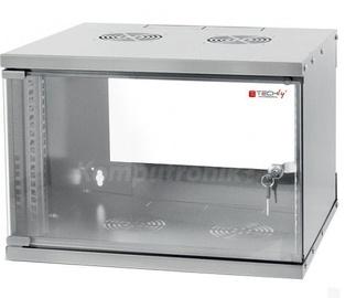 Серверный шкаф Techly Wallmount Cabinet ECO 19'' Grey