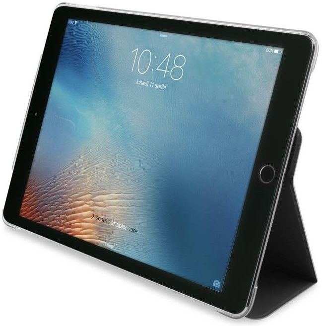 Puro Zeta Slim Case For Apple iPad Air 2 Black