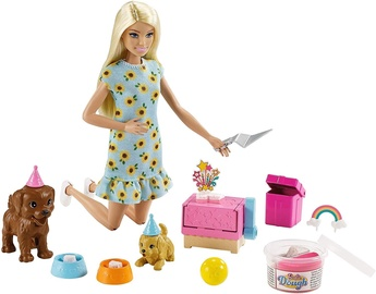 Кукла Barbie Puppy Party GXV75
