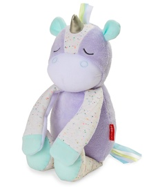 SkipHop Cry Activated Soother Unicorn