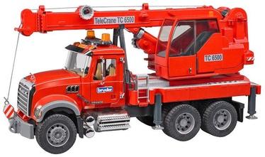 Bruder Mack Granite Crane Truck 02826
