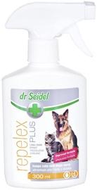 Средство отпугивания Dr Seidel Repelex Plus Dog & Cat Repellent 300ml
