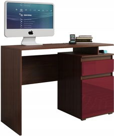 Pro Meble Milano PKC 105 Walnut/Red