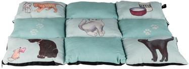 Trixie Patchwork Blanket Cat Mint 70x55cm