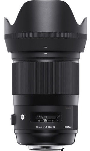 Sigma 40mm F1.4 DG HSM Art for Nikon