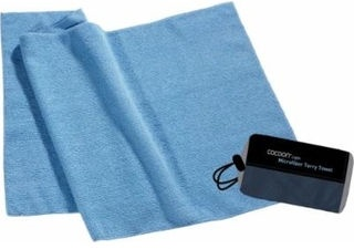 Cocoon Microfiber Terry Towel Blue XL