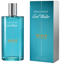 Tualetes ūdens Davidoff Cool Water Wave 125ml EDT