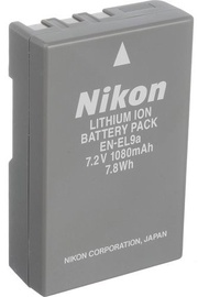 Nikon EN-EL9a Lithium-Ion Battery 1080mAh