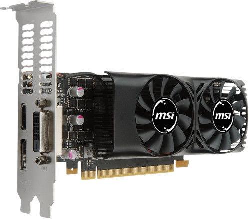 MSI GeForce GTX 1050 Ti 4GT LP 4GB GDDR5 PCIE GTX1050TI4GTLP