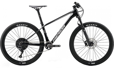 "Dviratis Merida Big Seven 3000 19"" 27.5"" Black Silver 18"