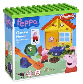 Konstruktorius BIG Peppa Pig Garden House