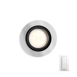 Išmanusis šviestuvas Philips MILLISKIN Hue, baltas, 1x5.5W 230V