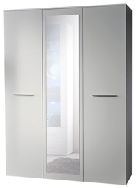 ASM Big Wardrobe w/ Mirror White