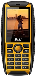 E&L S200 Black/Yellow