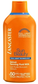 Lancaster Sun Beauty Velvet Fluid Milk SPF50 400ml
