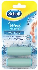 Scholl Velvet Smooth Wet & Dry Regular Coarse 2pcs