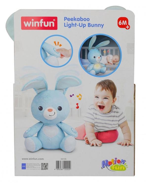 WinFun Peekaboo Light Up Bunny