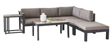 Masterjero Garden Furniture Set Tulle Grey